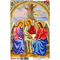 ВА-0655 (А3) Святая Троица. Схема для вышивки бисером БисерАрт