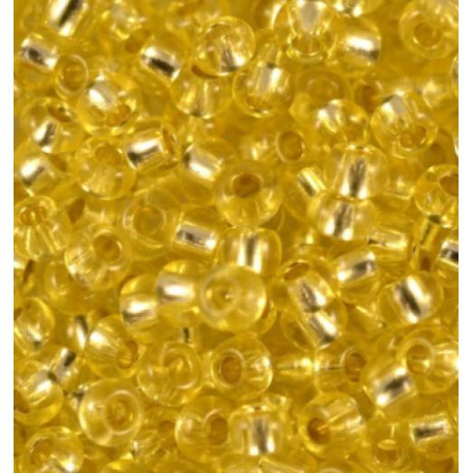 68484 Бисер желтый Preciosа