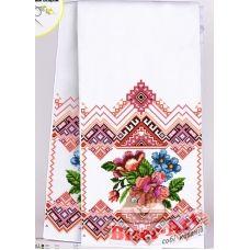 ВА-8005 Свадебный рушник для вышивки бисером БисерАрт