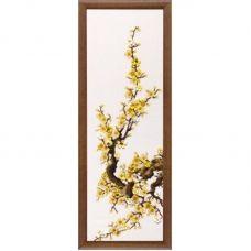 М-94 Желтая сакура. Набор для вышивки ТМ Чаривна Мить