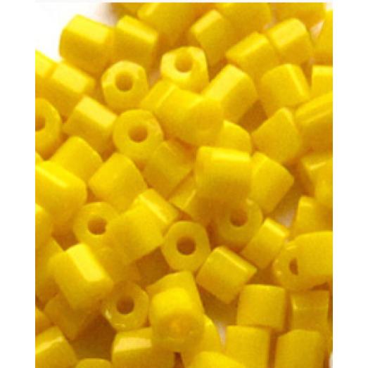 83110 Рубка  Preciosa желтая непрозрачная
