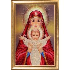 БФ-499 Мадонна и дитя. Набор для вышивки бисером Батерфляй