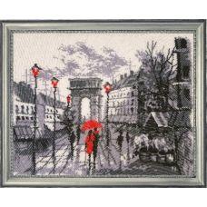 БФ-380 Триумфальная арка (по картине О. Дарчук). Набор для вышивки бисером Батерфляй