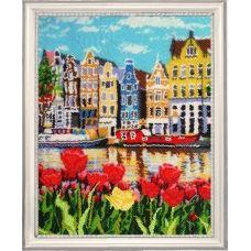 БФ-384 Амстердам. Набор для вышивки бисером Батерфляй