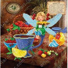 БИС-9019 Волшебный чай. Схема для вышивки бисером Арт Лар
