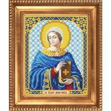 И-5108 Святая Великомученица Анастасия. Схема для вышивки бисером Благовест