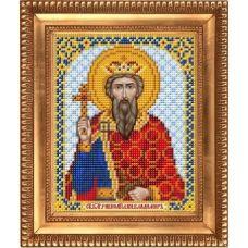И-5111 Святой Великий Князь Владимир. Схема для вышивки бисером Благовест