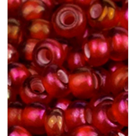95078 Бисер Preciosa радужный красный