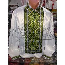 СЧ-016 Бисерная заготовка сорочка. Барвиста Вишиванка