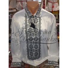 СЧ-017 Бисерная заготовка сорочка. Барвиста Вишиванка
