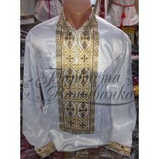 СЧ-019 Бисерная заготовка сорочка. Барвиста Вишиванка