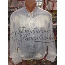 СЧ-022 Бисерная заготовка сорочка. Барвиста Вишиванка
