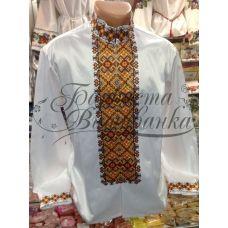 СЧ-003 Бисерная заготовка сорочка. Барвиста Вишиванка