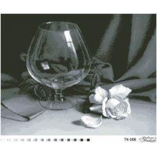 ТК-008 Бісерна заготовка. Схема для вышивки бисером Барвиста Вишиванка