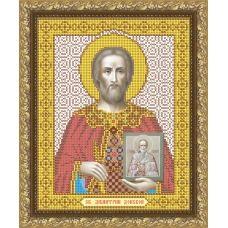 VIA-4022 Св. Великий Князь Дмитрий Донской. Схема для вышивки бисером. АртСоло