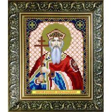 VIA-5024 Святой Великий Князь Владимир. Схема для вышивки бисером. АртСоло