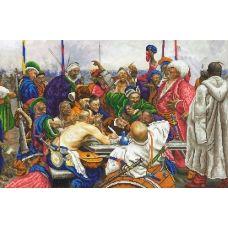 А-003(А2) Схема для вышивки Письмо султану. СвитАрт