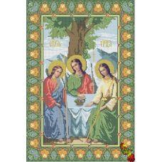 ИК2-0300 Святая троица (Ветхозаветная). Схема для вышивки бисером Феникс