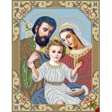 ИК3-0277 Святое семейство. Схема для вышивки бисером Феникс
