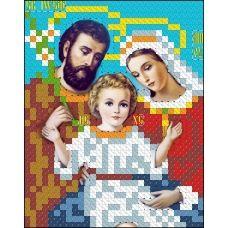 ИК7-0003 Святое семейство. Схема для вышивки бисером Феникс
