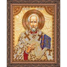 АА-013 Святой Иоанн. Набор для вышивки бисером. Абрис Арт