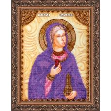 АА-014 Святая Мария. Набор для вышивки бисером. Абрис Арт