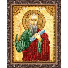 """АА-022 """"Святой Павел"""". Набор для вышивки бисером. Абрис Арт"""