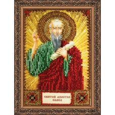 """ААМ-022 """"Святой Павел"""". Набор для вышивки бисером. Абрис Арт"""