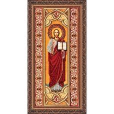 АВ-061 Иисус. Набор для вышивки бисером. Абрис Арт