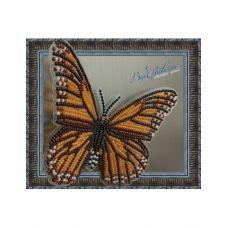 BGP-001 Набор для вышивки Бабочка - Данаида Монарх. ТМ Вдохновение