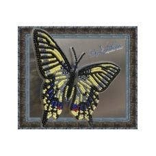 BGP-002 Набор для вышивки Бабочка - Махаон. ТМ Вдохновение
