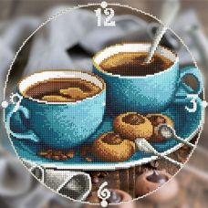 CR-007(27*27) Кофе. Схема для вышивки бисером Свит Арт