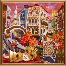 ДК1080 Венеция. Зазеркалье. Набор для вышивки бисером Нова Слобода