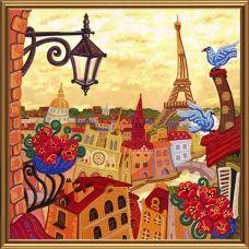ДК1081-У Париж. Зазеркалье. Набор для вышивки бисером Нова Слобода