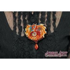 AD-005 Набор для вышивки бисером украшения