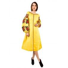 ПЖ-ЕТНО-001 КОЛЁРОВА. Заготовка платье для вышивки