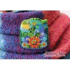 AD-004 Набор для вышивки бисером украшения