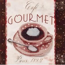 FLS-028 Gour met. Схема для вышивки бисером. Волшебная Страна