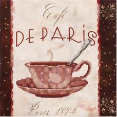 FLS-029 De Paris. Схема для вышивки бисером. Волшебная Страна