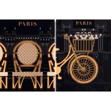 FLS-045D Париж-2. Схема для вышивки бисером. Волшебная Страна