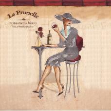 FLS-109 La Prunelle. Схема для вышивки бисером. Волшебная Страна