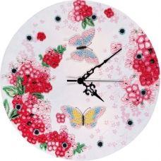 ТН-0872 Часы. Набор для вышивки бисером ТМ ВДВ