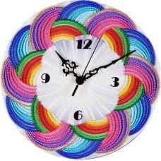 ТН-0874 Часы. Набор для вышивки бисером ТМ ВДВ