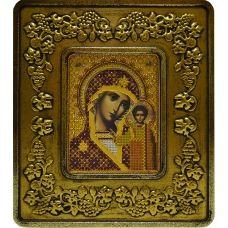 ИНС-701202 Богородица. Наборы с рамкой.