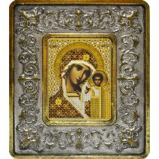 ИНС-702102 Богородица. Наборы с рамкой.