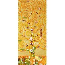FV-040 (17*55) Золотое дерево. Схема для вышивки бисером СвитАрт