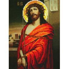 FV-063 Иисус. Схема для вышивки бисером СвитАрт