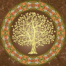 FV-199(27*27) Дерево. Схема для вышивки бисером. Свит Арт