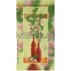 FV-027 (29*60) ХОЛСТ. Натюрморт. Схема для вышивки бисером. Свит Арт