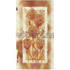FV-029 (29*60) ХОЛСТ. Колосья. Схема для вышивки бисером. Свит Арт